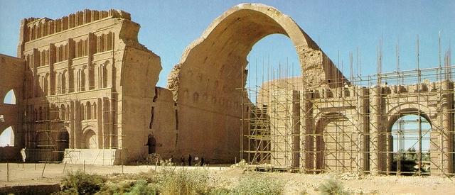 شهرسازی در دوره ساسانیان